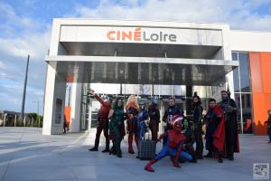 Soirée Spéciale Avengers #1 @ CinéLoire Tours Nord