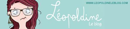 Bannière Léopoldine le Blog