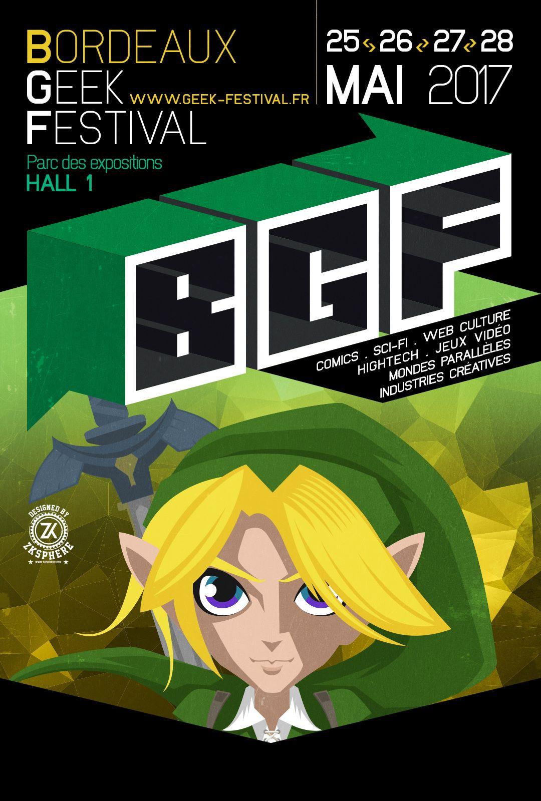Bordeaux Geek Festival 2017