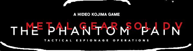 Metal Gear Solid V : The Phatom Pain