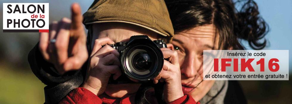 inforumatik partenaire du Salon de la Photo PARIS 2016