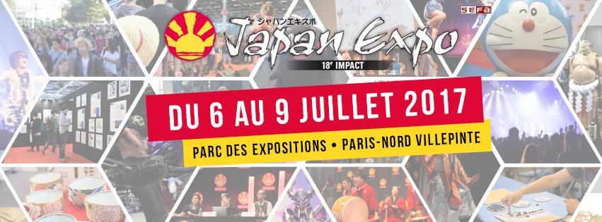 Japan expo 2017 18 me impact - Japan expo paris 2017 ...