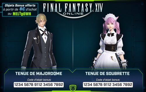 Final Fantasy XIV - Meltdown (Bonus)