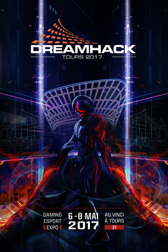 DreamHack TOURS 2017