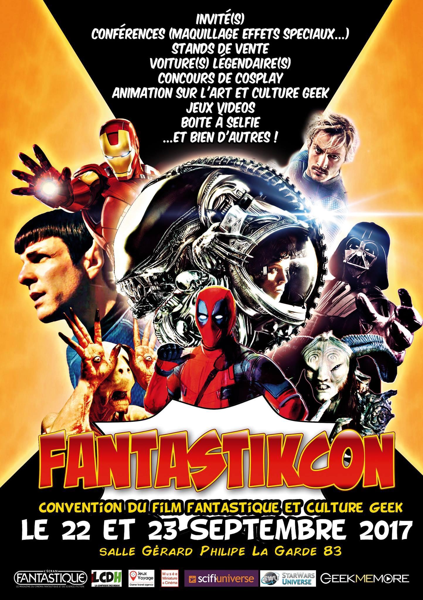 FantastikCON #1