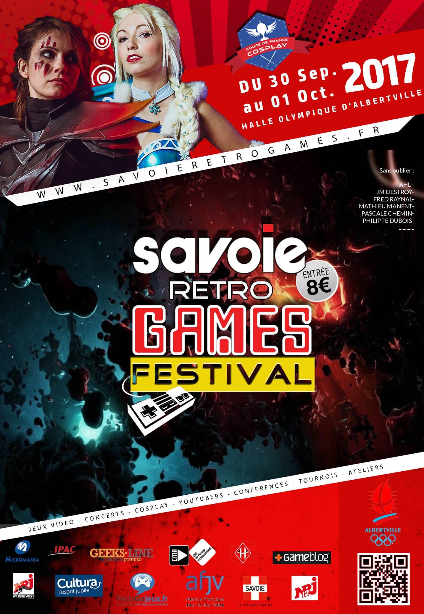Savoie Retro Games 2017