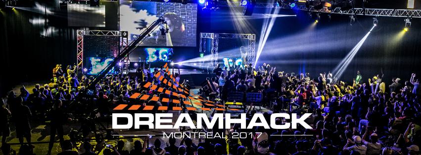 DreamHack Montreal 2017