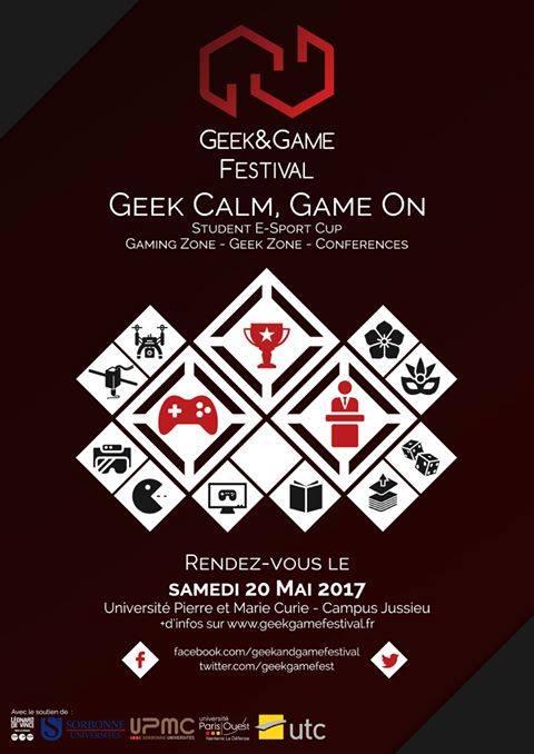 Geek & Game Festival #1