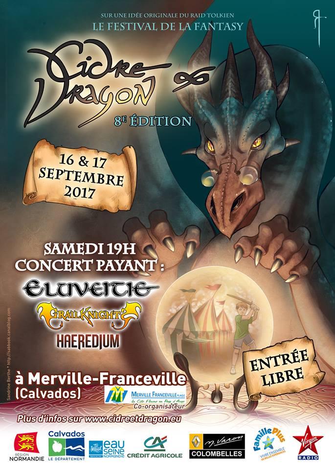 Cidre & Dragon 2017