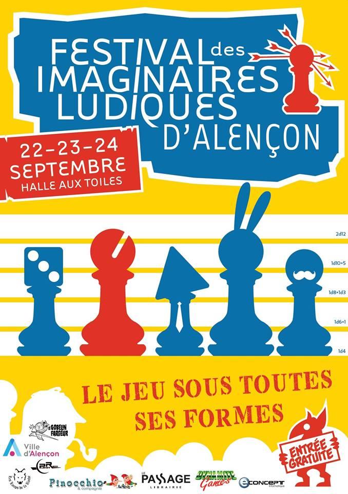 Festival des Imaginaires Ludiques #3