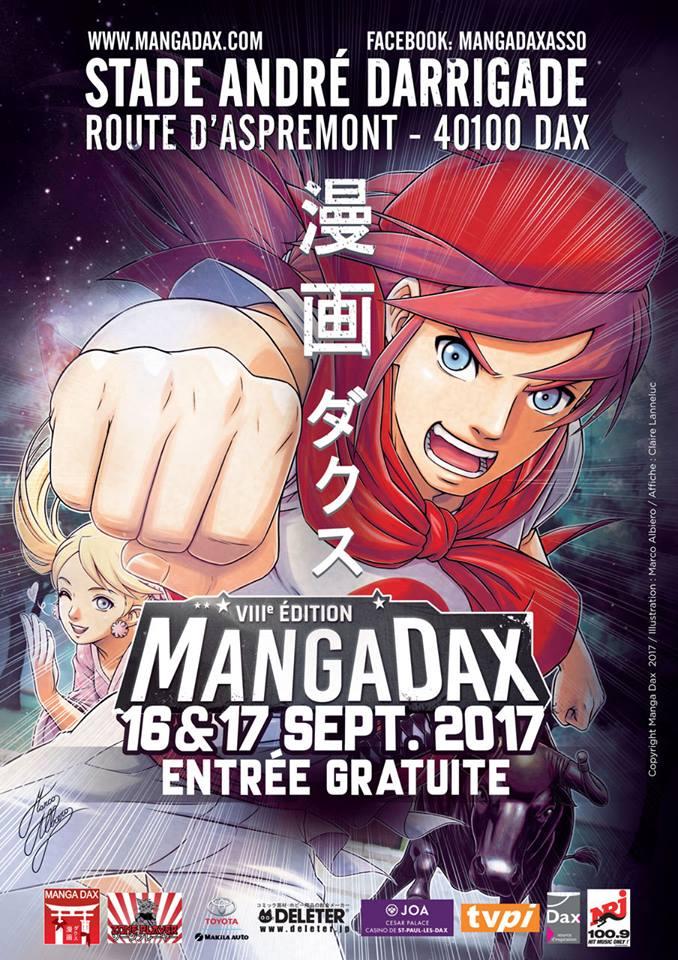 Manga Dax #8