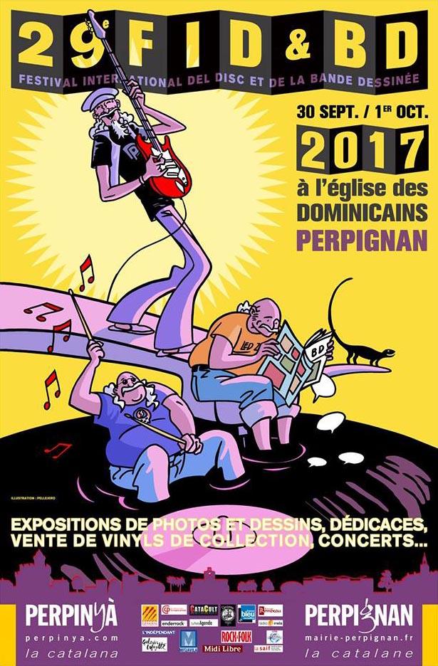 Festival International del Disc & de la BD #29