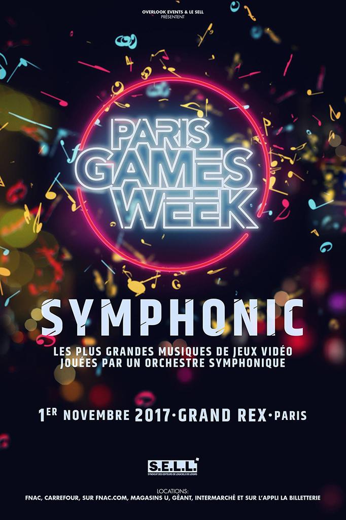Paris Games Week Symphonic #1