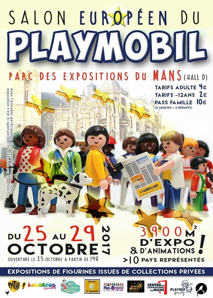salon europ en du playmobil 2017