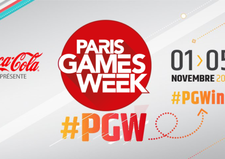 [J-16] Paris Games Week 2017 : Gamers Can Leave