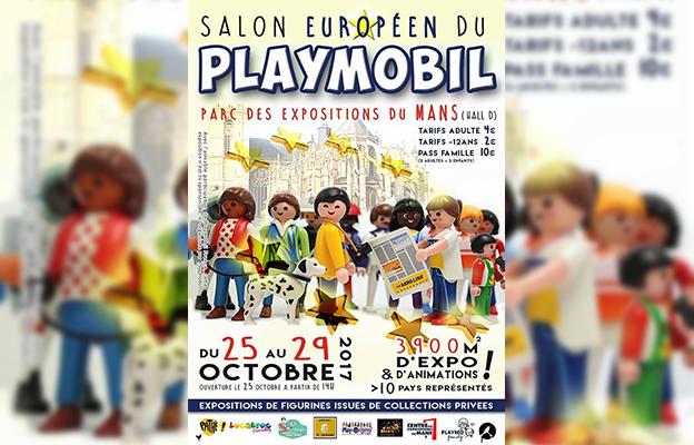 Salon europ en du playmobil 2017 for Salon du playmobile le mans