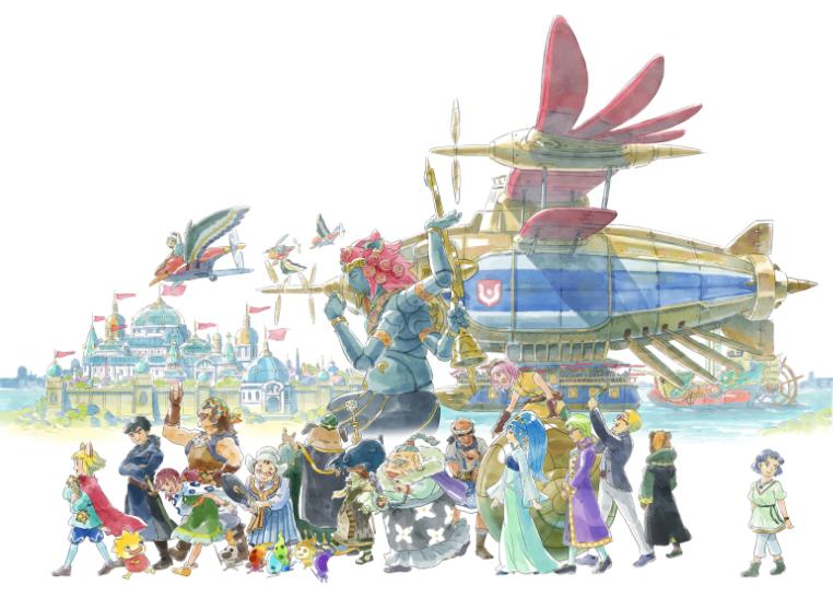 Ni no Kuni II: L'avènement d'un nouveau royaume