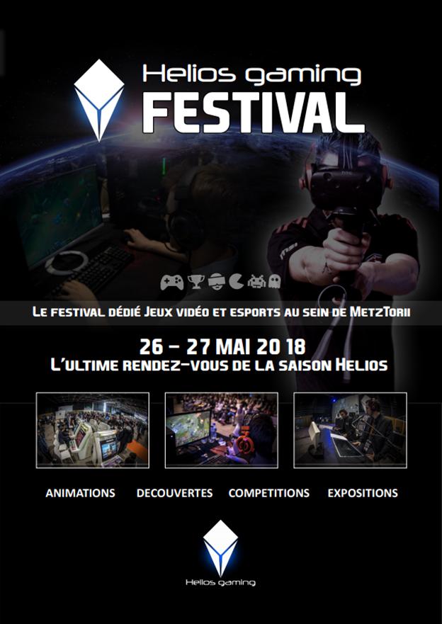 Helios Gaming Festival #1