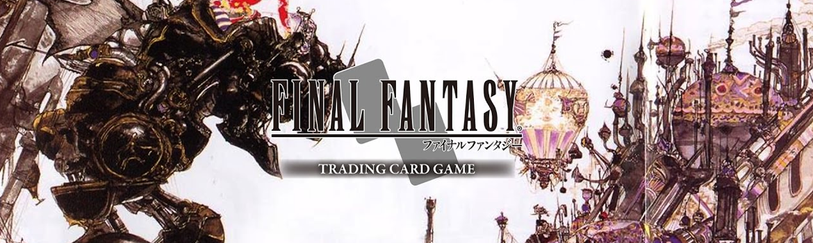 ^GAME Final Fantasy Trading Card Games