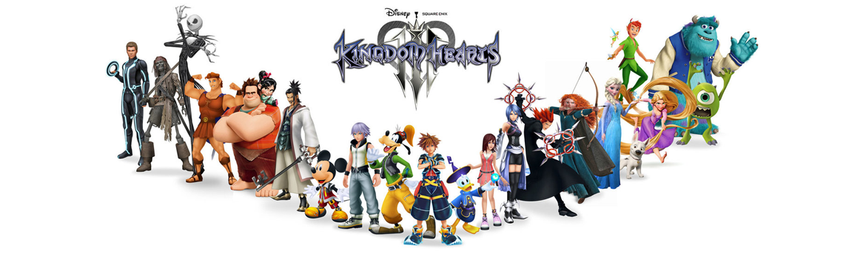 ^GAME KINGDOM HEARTS III
