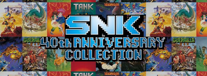Studio SNK : 40ème anniversaire