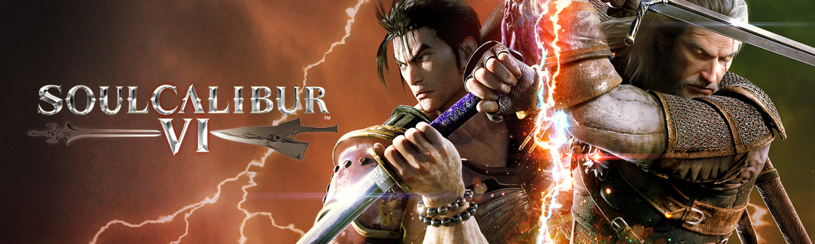 ^GAME SoulCalibur VI