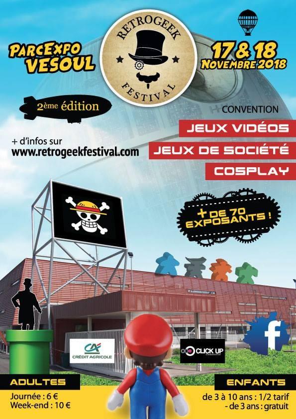 Retrogeek Festival #2