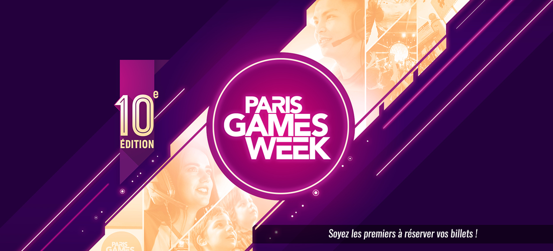 Paris Games Week 2019 : Ouverture billeterie