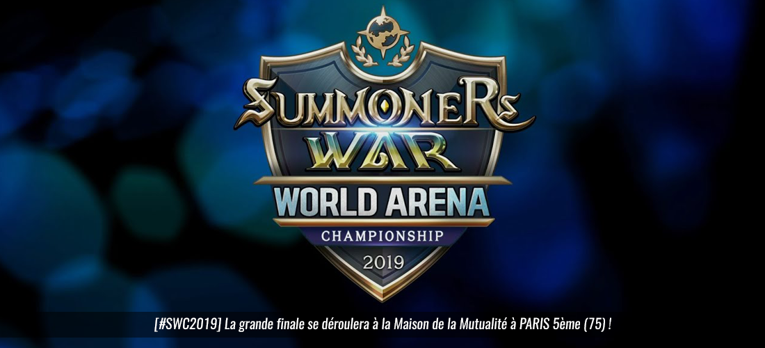 Summoners War World Arena Championship FINALS 2019