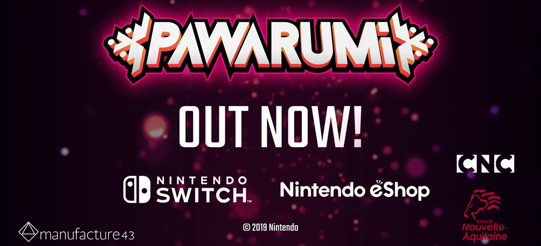 Pawarumi (@Manufacture_43) sur Nintendo Switch