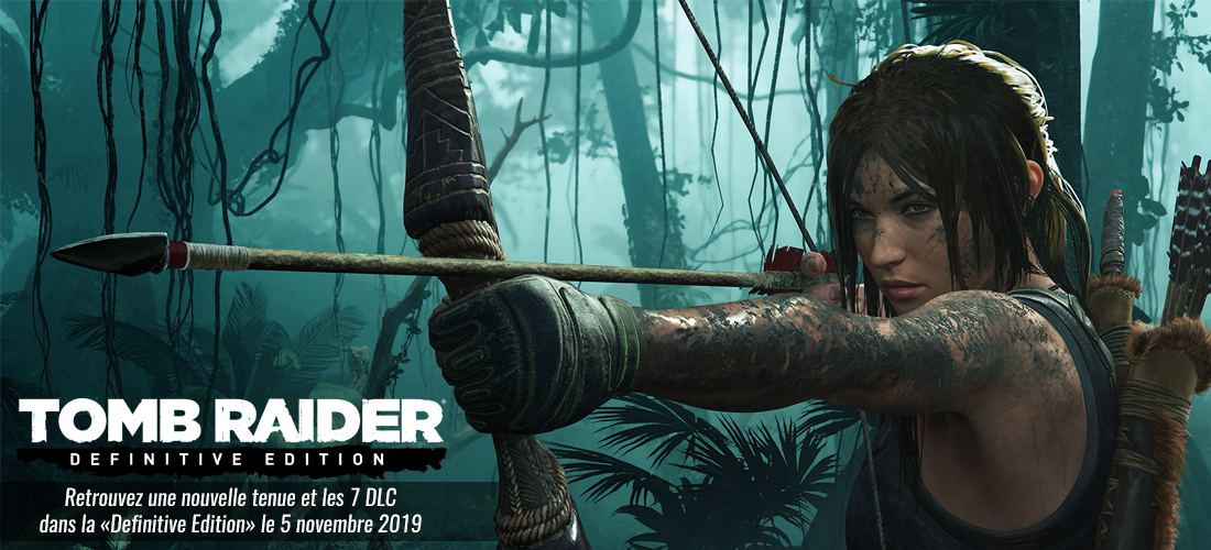 "Tomb Raider ""Definitive Edition"""
