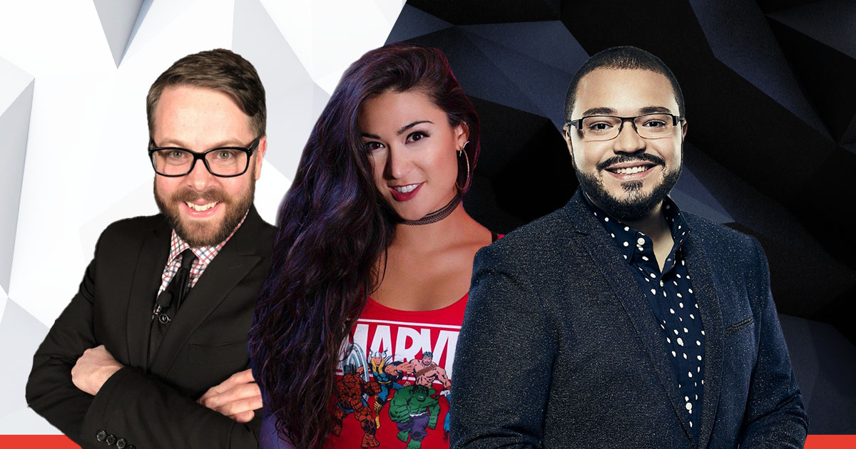 E3 2021 : Hosts
