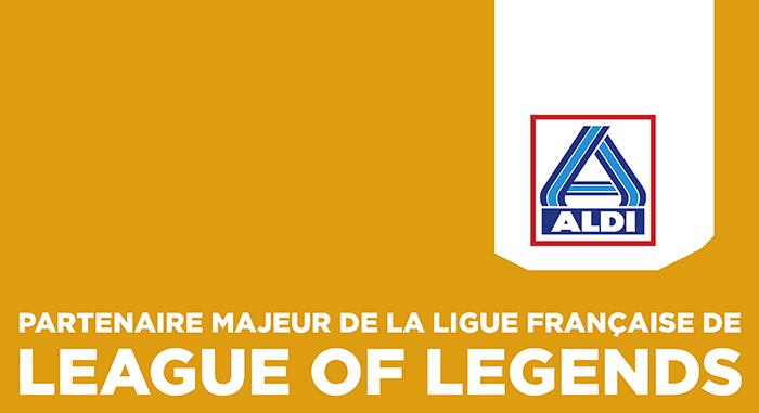 ALDI x League Française de League of Legends